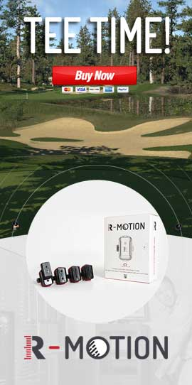 The New R-Motion Simulator, in stores now!